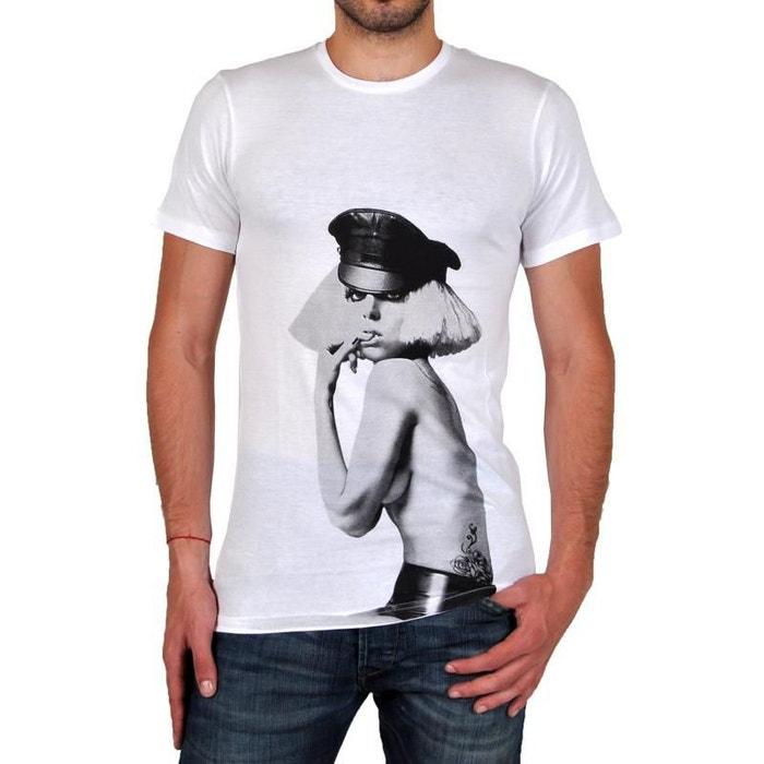Sortie D'usine Pas Cher En Ligne Eleven Paris T-shirt Gaga Bich Ts Blanc Jeu Site En Ligne Officiel mKdLHg