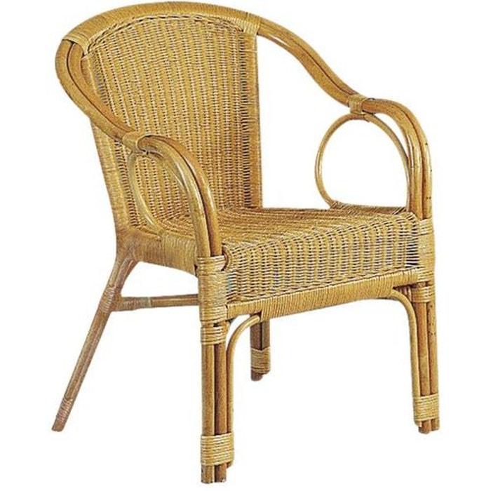 fauteuil en moelle de rotin naturel aubry gaspard la redoute. Black Bedroom Furniture Sets. Home Design Ideas