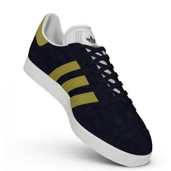 Chaussures adidas gazelle marine/jaune cp9705 bleu Adidas Originals