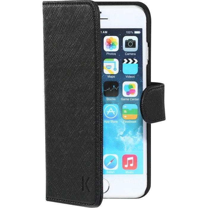 Coque clapet pour apple iphone 6 plus avec miroir et for Application miroir pour iphone