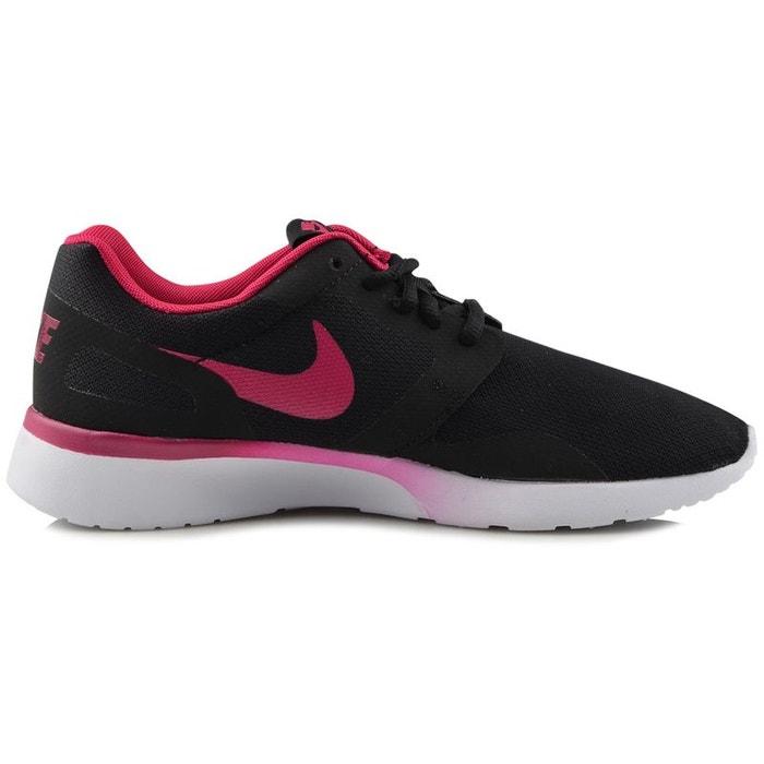 Chaussures basket kaishi ns w black /fuschia h15  noir rose foncé et blanc Nike  La Redoute
