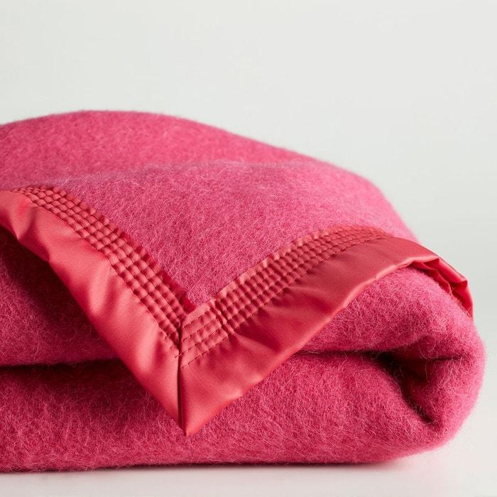 Couverture laine | La Redoute