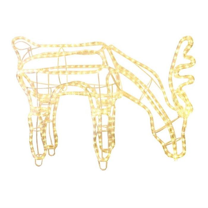 renne lumineux exterieur fabulous xmasking tte de renne lumineux dextrieur nol blanc chaud l x. Black Bedroom Furniture Sets. Home Design Ideas