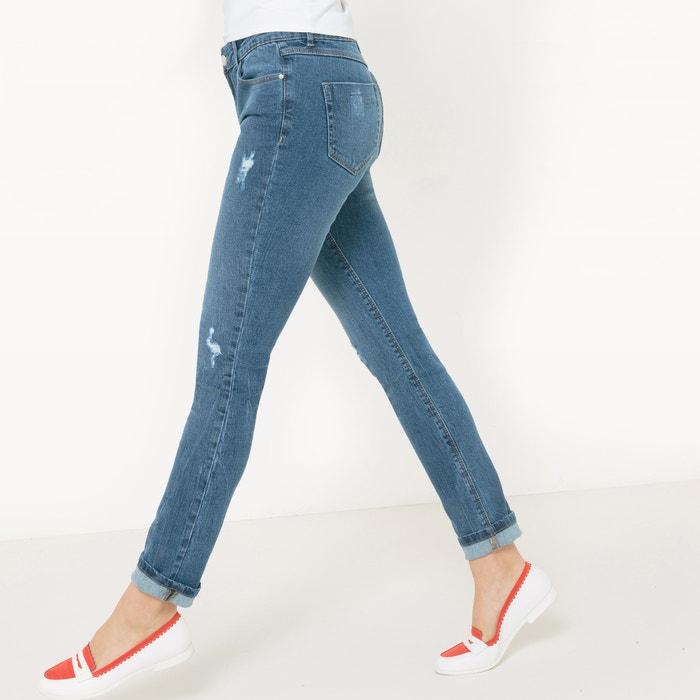 Image Distressed Slim Fit Jeans R édition