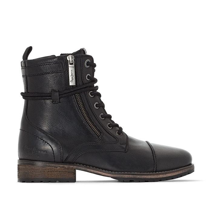 Jeans New Redoute Boots Zipper Pepe Melting La IOE1xwv