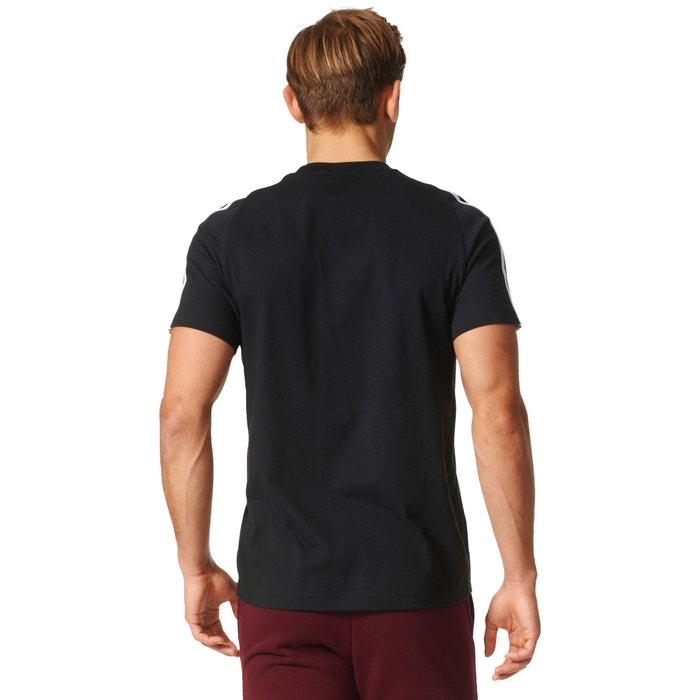 cuello delante estampado con manga PERFORMANCE de redondo corta Camiseta y ADIDAS R0wtUnxZqZ