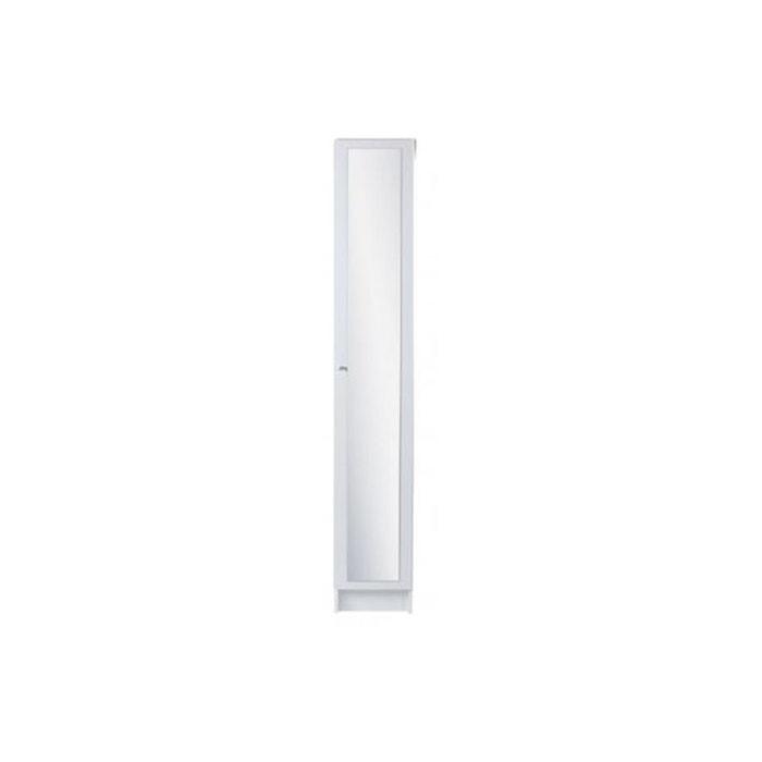 colonne de salle de bain blanche blanc declikdeco la redoute. Black Bedroom Furniture Sets. Home Design Ideas