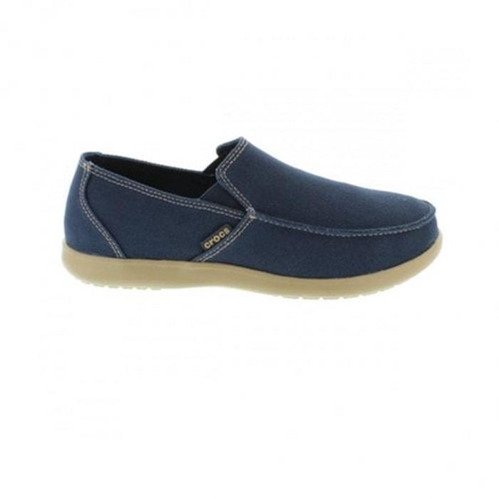 Chaussures santa cruz clean cut loafer navy e16  bleu Crocs  La Redoute