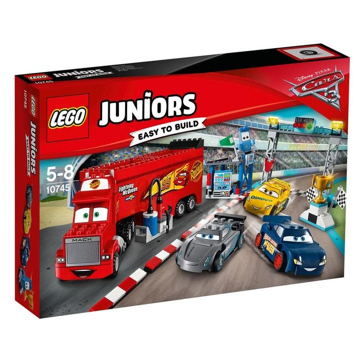 Cars, finale des 500 miles 10745 Juniors  LEGO image 0