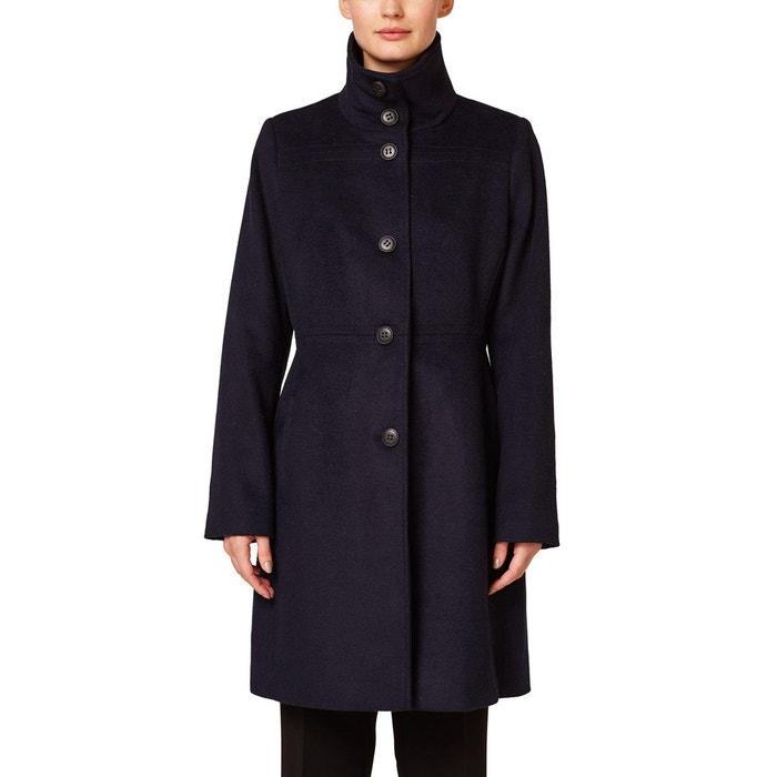 Manteau long en laine  ESPRIT image 0