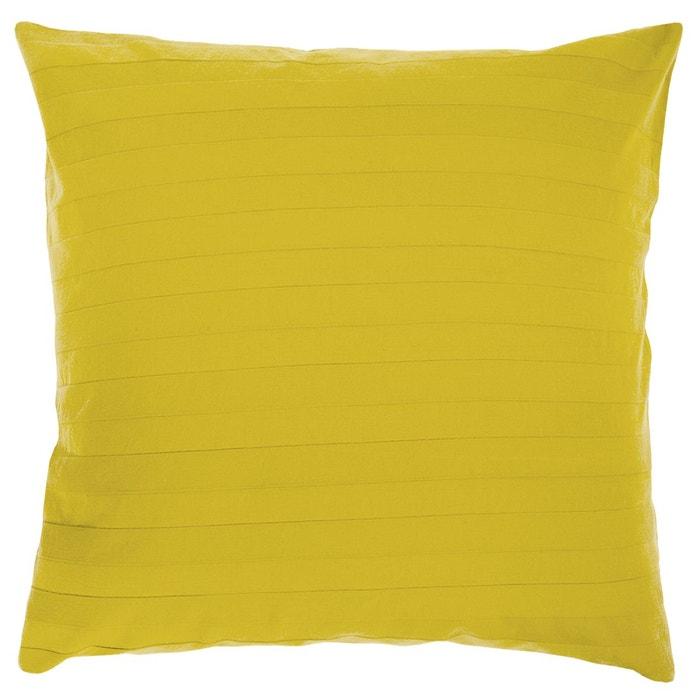 taie d 39 oreiller bernie stonewashed vivaraise la redoute. Black Bedroom Furniture Sets. Home Design Ideas