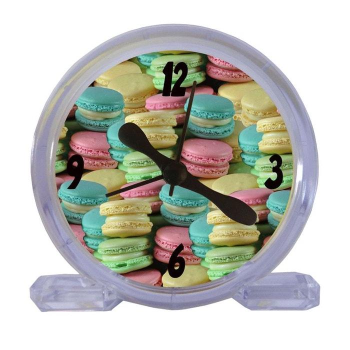 Réveil Macarons by Cbkreation CBK