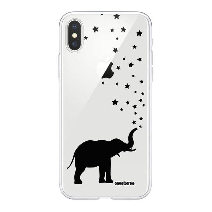 coque iphone xs elephant