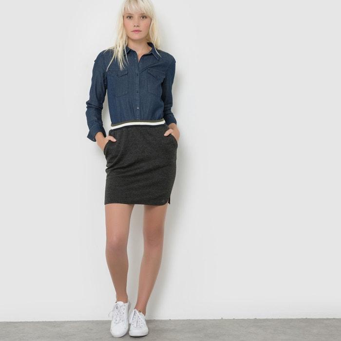 Image Vitia Striped Mini Skirt NUMPH