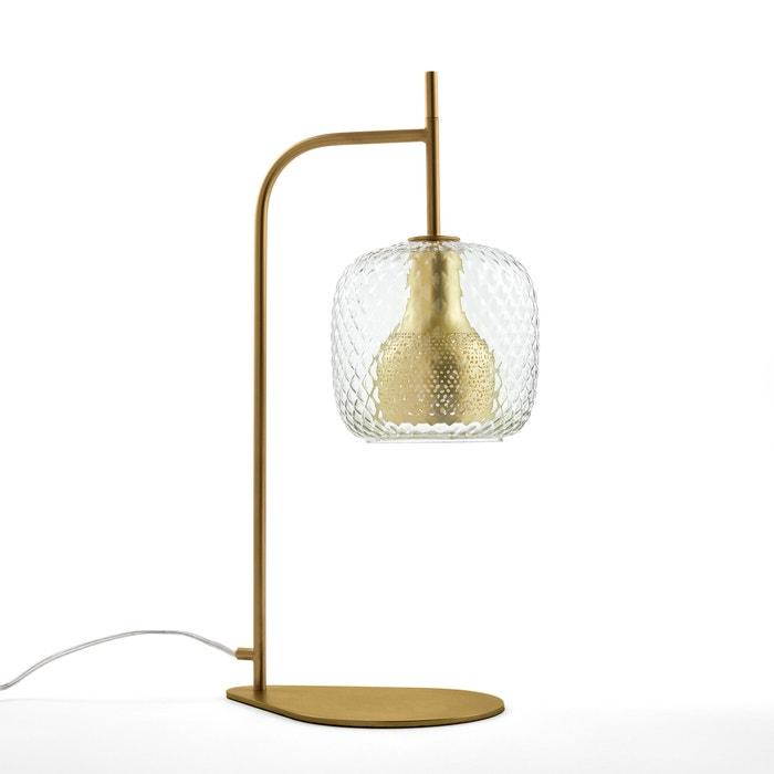 lampe poser mistinguett am pm laiton la redoute. Black Bedroom Furniture Sets. Home Design Ideas