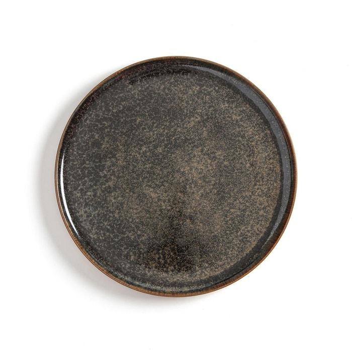 Assiette plate grès Surface design Serax (x4)