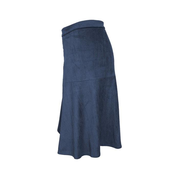 2cdf9023ad956 Jupe en polyester cordou Poussiere D Etole   La Redoute