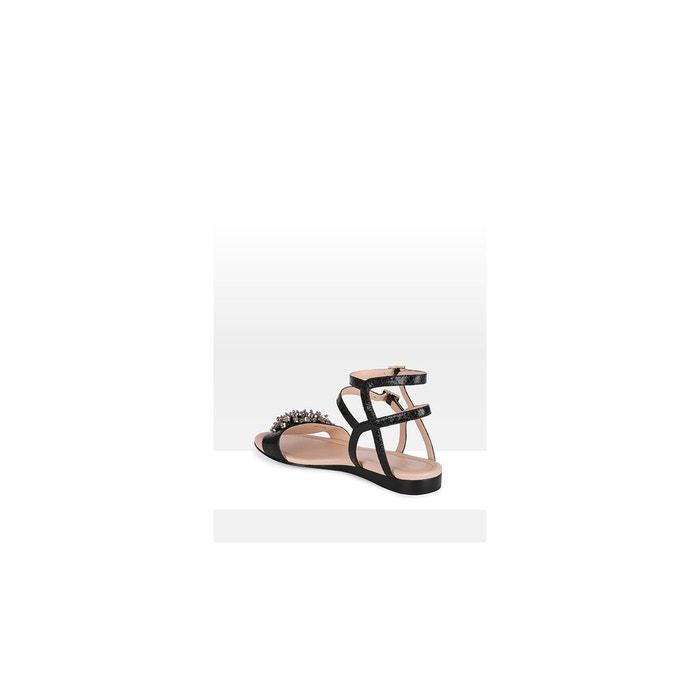Sandales-benou noir What For