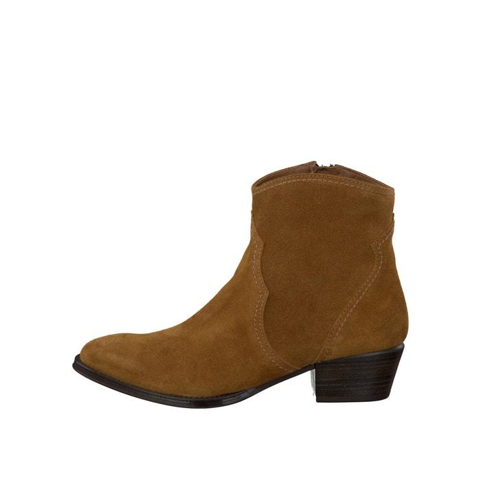 Image Boots cuir TAMARIS