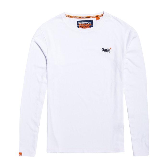 992fe29a967 T-shirt met lange mouwen orange label vintage Superdry | La Redoute