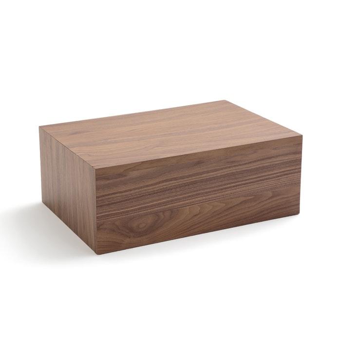 tiroir pour dressing johanez noyer am pm la redoute. Black Bedroom Furniture Sets. Home Design Ideas