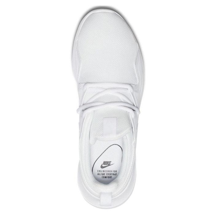 Baskets tessen blanc Nike