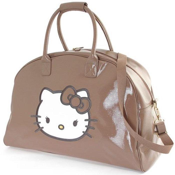 Grand sac de voyage hello kitty by camomilla beige couleur unique Camomilla | La Redoute Grande Vente Pas Cher En Ligne jzgwgHM