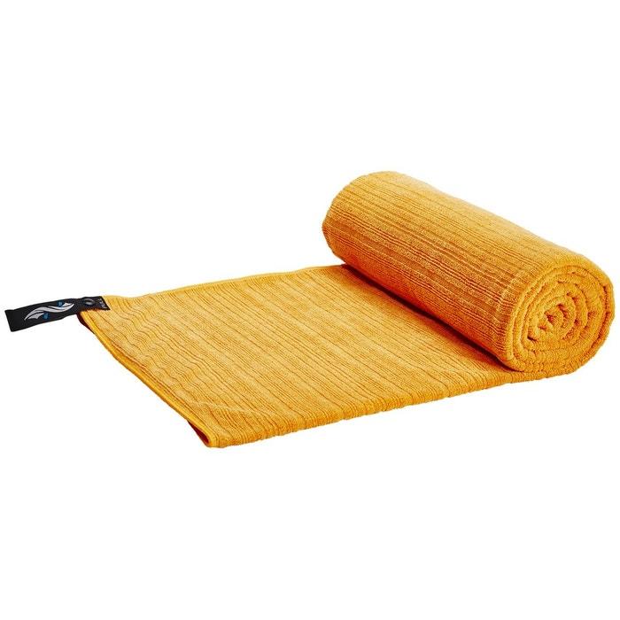 luxe serviette de bain xxl orange orange packtowl la redoute. Black Bedroom Furniture Sets. Home Design Ideas