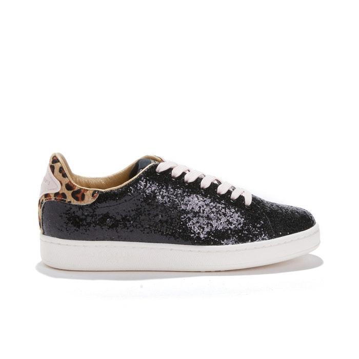 3dd456d8730 Sneakers jimmy connors glitter mit schnürung schwarz Serafini | La Redoute