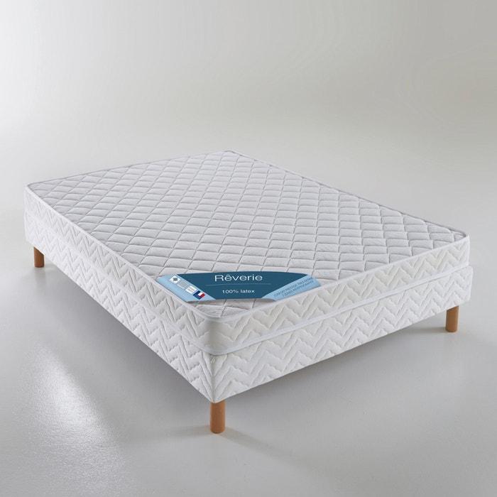 Image Matelas mousse HR accueil latex, confort ferme REVERIE