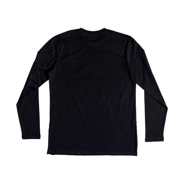de Camiseta redondo manga cuello QUIKSILVER con larga RvdqIw