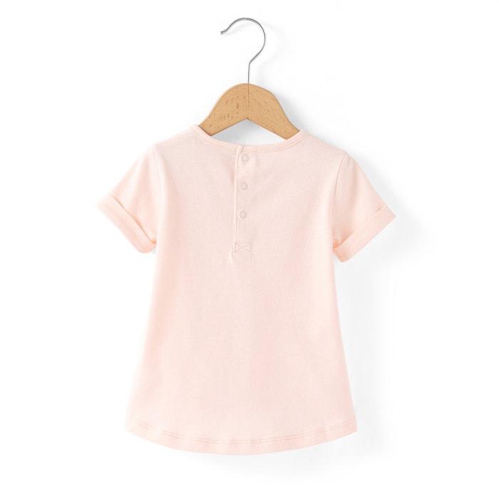 Image T-shirt coton bio 1 mois - 3 ans La Redoute Collections