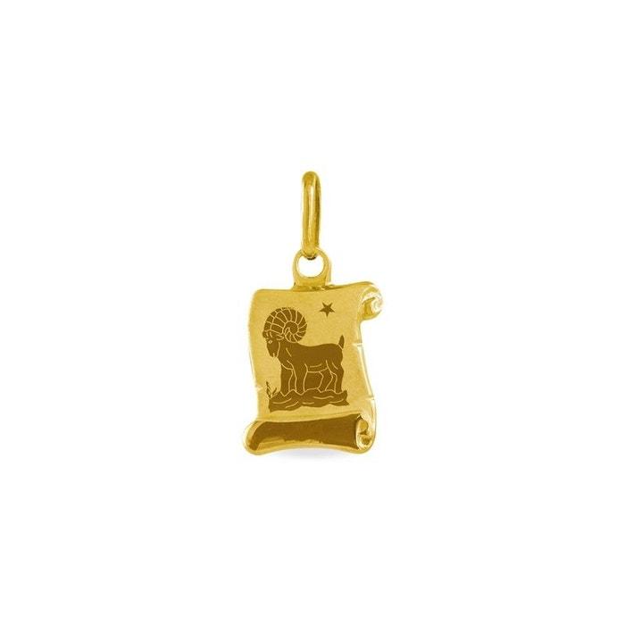 Acheter Sortie Pendentif or jaune Histoire D'or | La Redoute Réduction Confortable Pré Commande À Vendre Vente 100% Authentique m9tNO11u