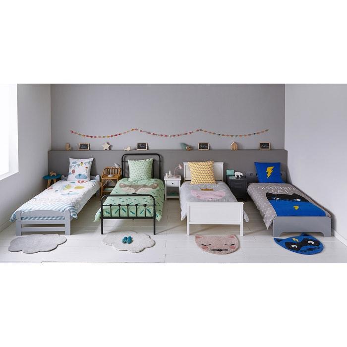 Sleepy Fox Children's Fitted Sheet  La Redoute Interieurs image 0