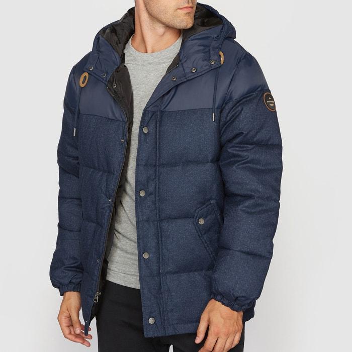 Image Woolmore Hooded Padded Jacket QUIKSILVER