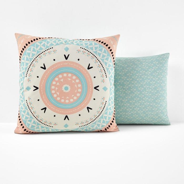 Tarjani Cotton Single Pillowcase  La Redoute Interieurs image 0