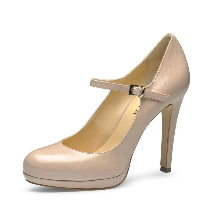 Escarpins femme beige crème Evita Meilleur Gros Pas Cher SYNK9P6OmM