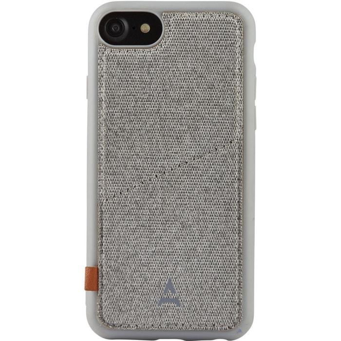coque iphone 7 gris clair