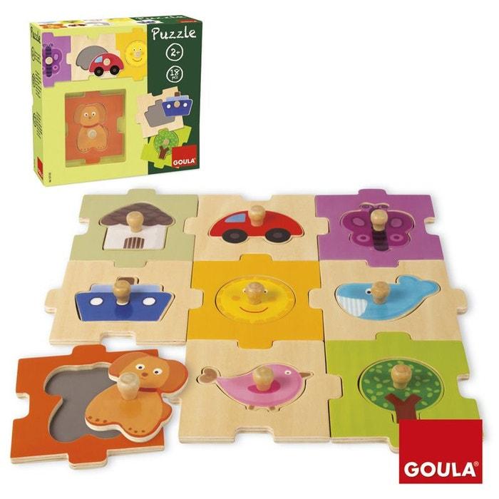 Puzzle Interchangeable - DIS53120 GOULA