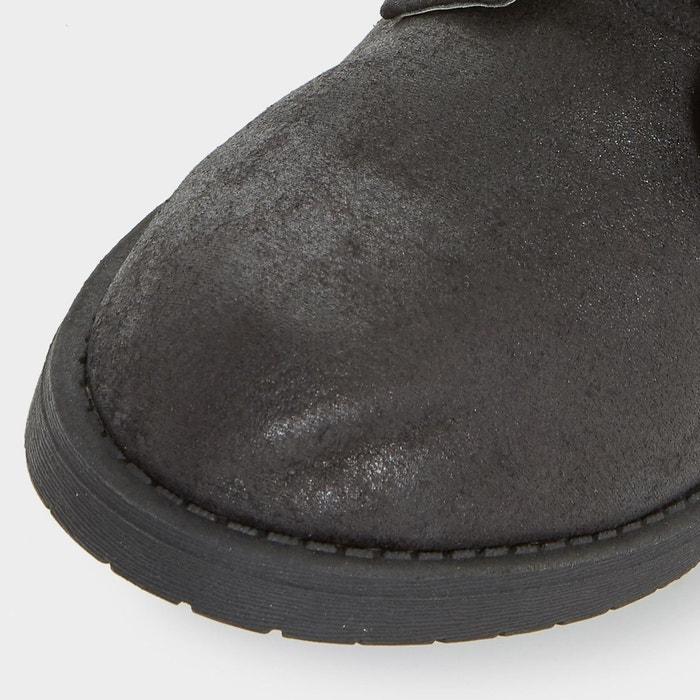 Bottines à zip latéral et lacets - palmers Head Over Heels By Dune