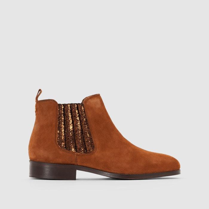 afbeelding Boots in leer VISSIA VEL COSMOPARIS