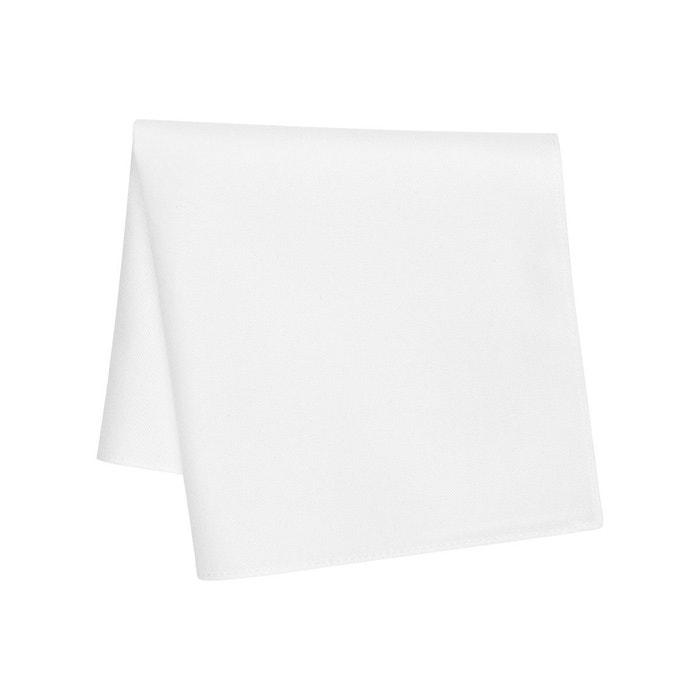Pochette blanche blanc Seidensticker | La Redoute Vente Au Rabais Manchester OwWl6