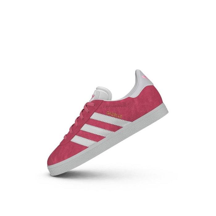 Chaussures adidas gazelle j rose by9145 rose Adidas Originals