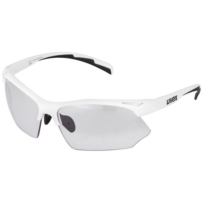 Sportstyle 802 v - lunettes cyclisme - blanc blanc Uvex   La Redoute b682ba55c229