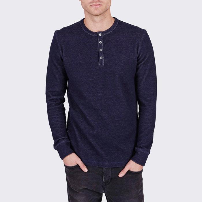 afbeelding T-shirt met lange mouwen Claverdon MINIMUM