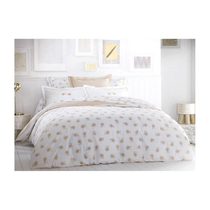 housse de couette plume blanc anne de solene la redoute. Black Bedroom Furniture Sets. Home Design Ideas