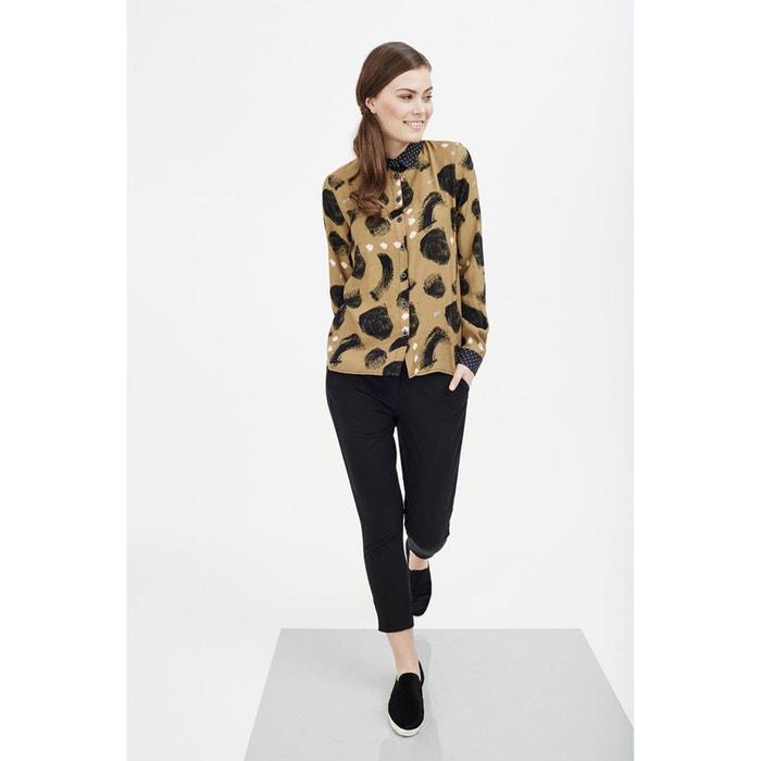 afbeelding Bedrukte blouse Klarissa NUMPH