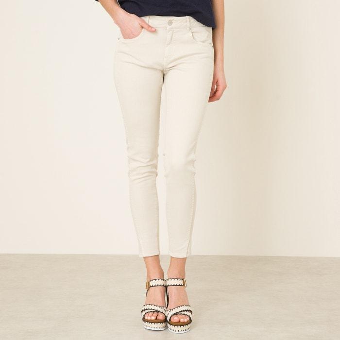 Image Daytona Color Cropped Skinny Jeans REIKO
