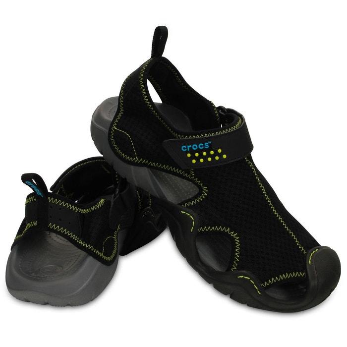 Sandales swiftwater sandal m noir Crocs