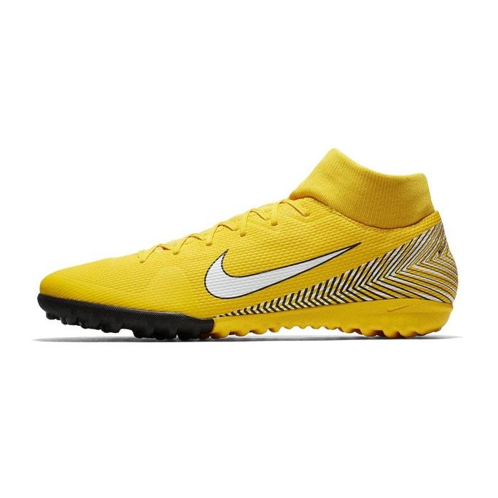 newest 86933 d58c0 Chaussures football nike mercurialx superfly vi academy neymar df tf jaune  jaune Nike   La Redoute